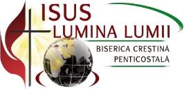 Centrul Crestin ISUS LUMINA LUMII